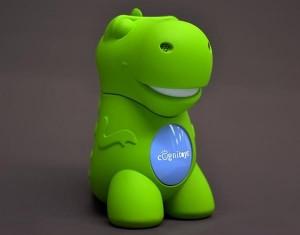 jucarie inteligenta, imprimata 3D