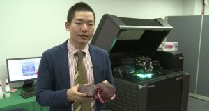 Organe imprimate 3D folosite pentru practica studentilor la medicina